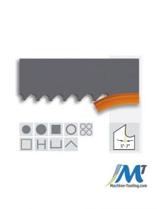 Bandsaw blade MT-FT 2910x27x0.9 t=4/6